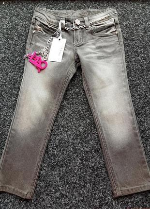 Великолепные джинсы от👱♀️👧 итальянского бренда одежды fan&fan