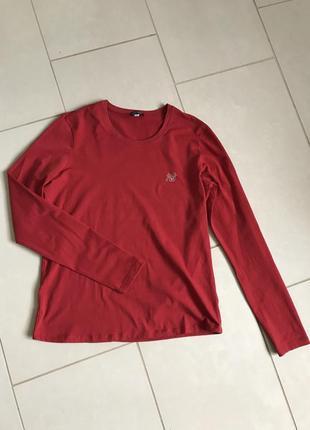 Кофта реглан фирменная модная стильная armani размер 40 или l