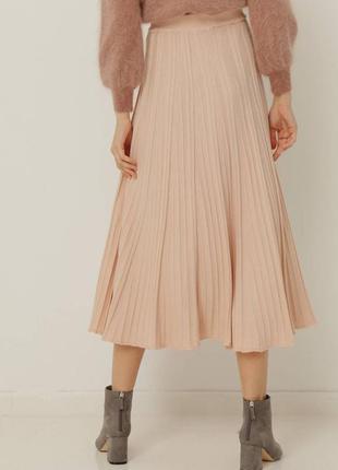 Плиссированная юбка new look 12