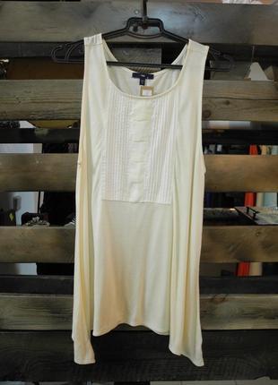 Акция 2 по цене 1!стильная, фирменная блуза туника gap, размер m