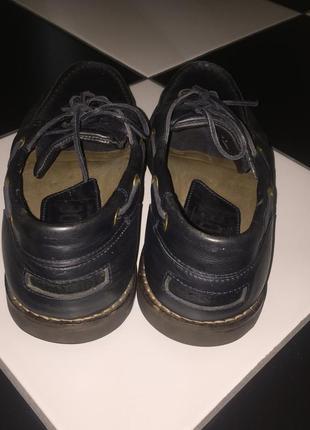 Чоловіче шкіряне взуття seaside3 фото