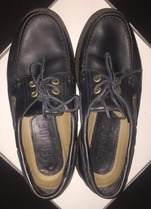 Чоловіче шкіряне взуття seaside4 фото