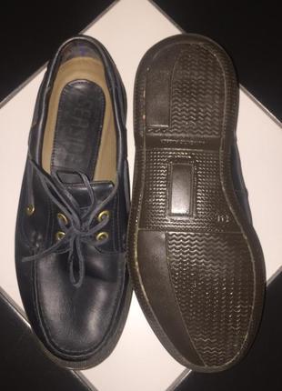 Чоловіче шкіряне взуття seaside5 фото