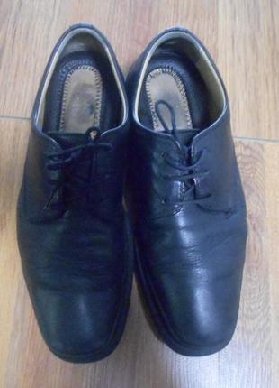 Туфли кожа мягкие р.42