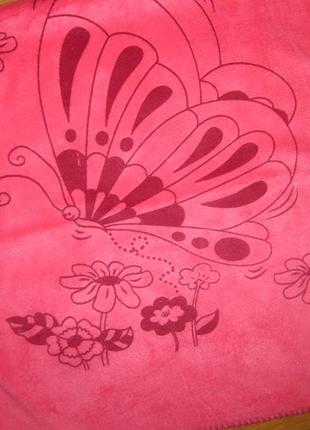 Новое полотенце размером 35*73 см микрофибра