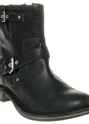 Кожаные ботинки ugg australia fabrizia оригинал p.381 фото