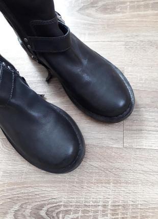 Кожаные ботинки ugg australia fabrizia оригинал p.383 фото