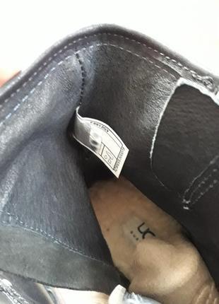 Кожаные ботинки ugg australia fabrizia оригинал p.384 фото