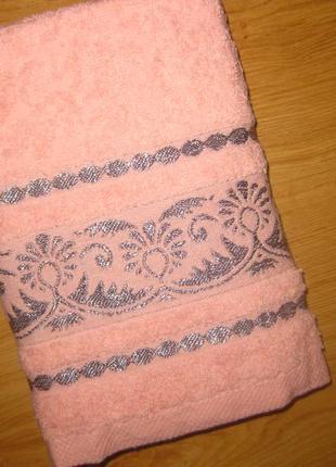 Метровые полотенца элитные размером 50*100 см 100% хлопок