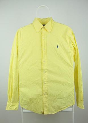 Оригинальная яркая стильная рубашка от polo ralph lauren размер s