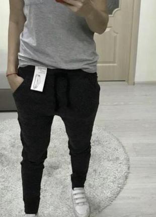 Спортивные штаны новые h&m оригинал