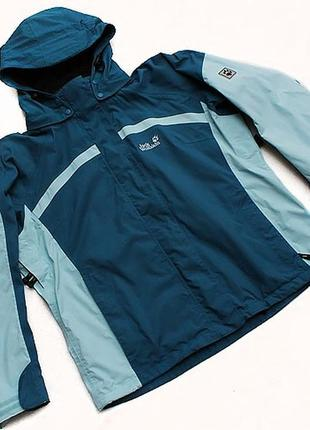 Куртка на мембране jack wolfskin. размер xl