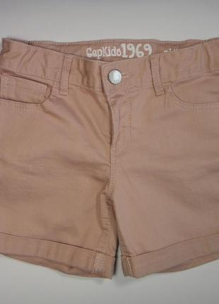 Пудровые шорты gap 10 лет, 140 см