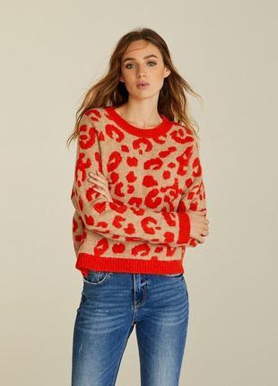 Трендовий світер светр свитер stradivarius
