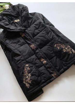 Пуховик куртка maxmara оригинал рр м-л
