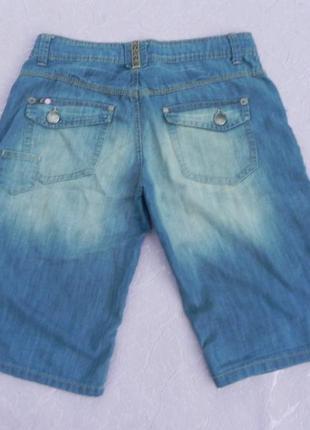 Шорты джинсовые denim co2