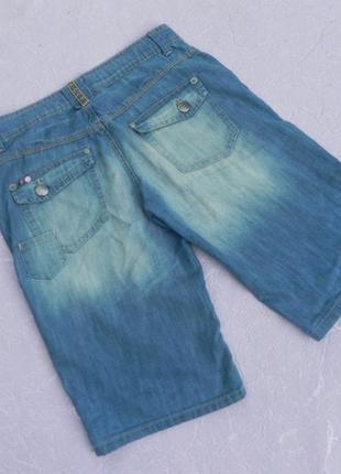 Шорты джинсовые denim co3