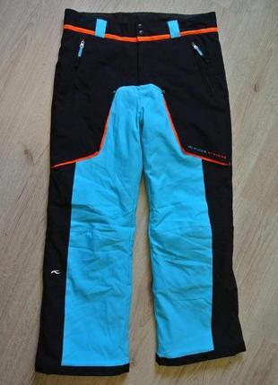Лижні еластичні штани kjus , лыжные тёплые эластичные штаны