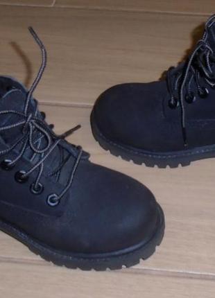 Timberland ботинки 27 р оригинал
