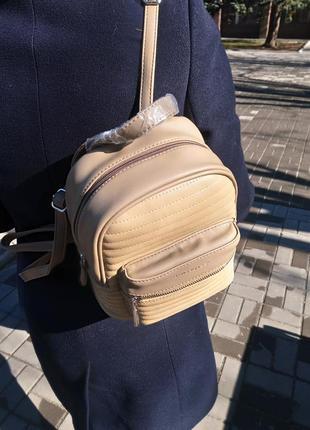 Маленький рюкзак david jones