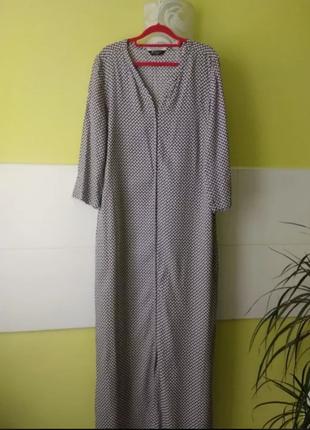 Шикарное макси платье в пол с карманами от maison scotch la femme selon mar2 фото