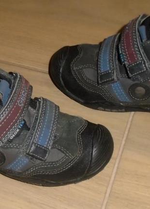 Деми ботинки geox 25 р