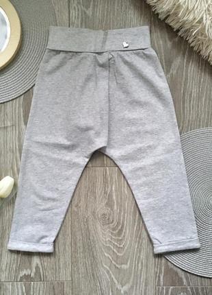 Трикотажные штаны для девочки ovs италия
