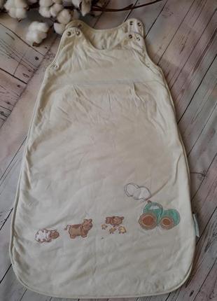 Спальный мешок на 6-12 мес