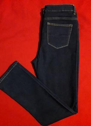 Очень классные джинсы темно синего цвета canda