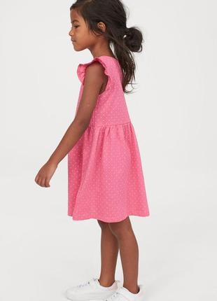 Нові натуральні плаття h&m в наявності