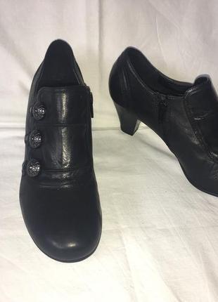Туфли *5-th avenue* кожа германия р.39 (25.50см)