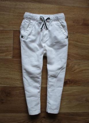 Лянные брюки