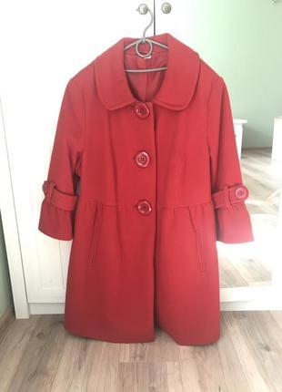 Супер стильное пальто весна осень германия бренд1