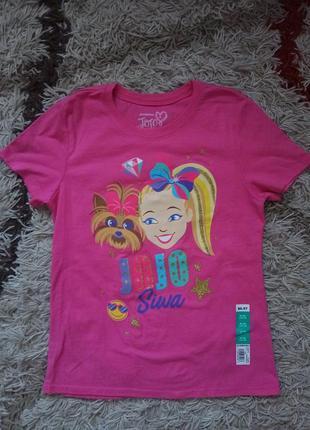 Новая футболка из сша на девочку-подростка, xl (14-16 лет)