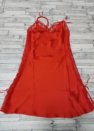 Атласная ночная сорочка yamamay р. s-m