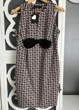 Платье twin-set simona barbieri, р.xs. новое
