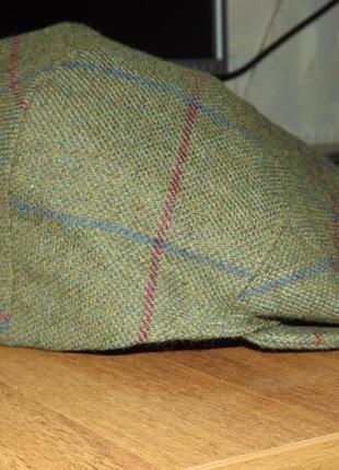 Классическая британская кепка olney