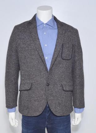 Отличный стильный пиджак блейзер от river island (zara , topman)