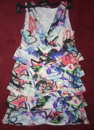 Платье rinascimento, р.xs-s, s-m италия. новая, оригинал