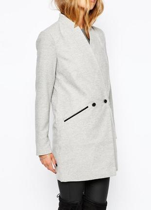 Бойфренд пальто vila размер s 7f1319640a35a