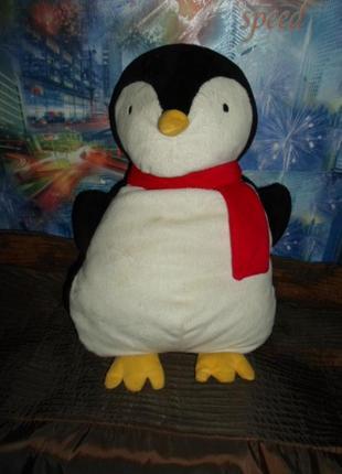 Подушка-пингвин