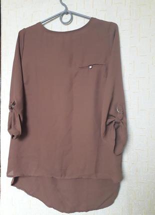 Блуза-рубашка amisu