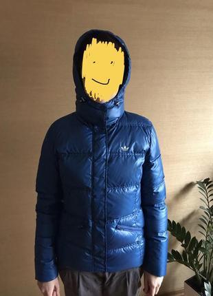 Куртка adidas на пуху