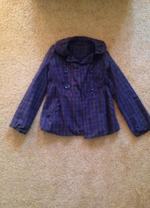 Короткое пальто new look