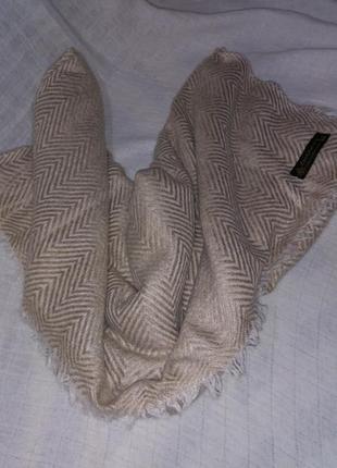 Шаль шарф cashmere 210*75