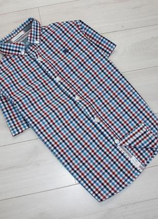 Рубашка тенниска 100% хлопок на 9 лет jasper conran