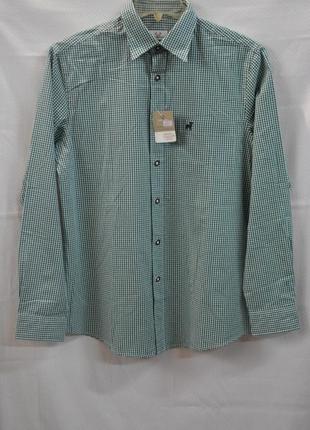 Рубашка мужская crane  размер m ( 39/40)