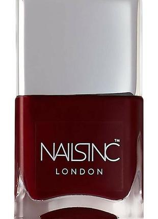 Nails inc глянцевый лак для ногтей в status ready, 14 мл