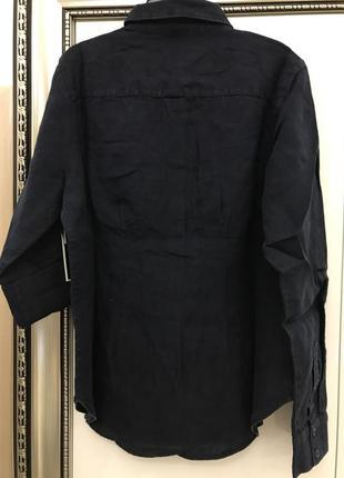 Льняная рубашка женская juicy couture. оригинал5