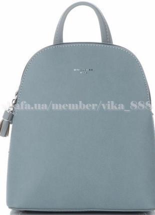 Рюкзак в городском стиле david jones 5136 голубой